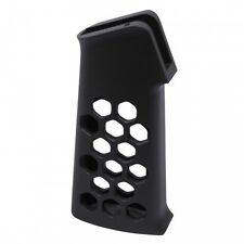 AIRLITE Black Aluminum Skeletonized Grip -octagon 5.56/.223 etc.