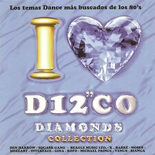 I Love Disco Diamonds Vol.8