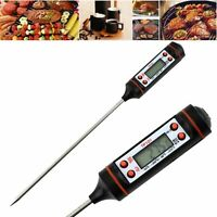Kitchen Electronic Cooking Tool Probe BBQ Meat Digital Thermometer Cooking AS