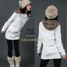 Hooded Unbranded Medium Knit Regular Jumpers & Cardigans for Women