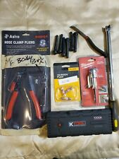 New listing (Es9)Lot Of Tools For Parts Or Repair Not working pliers milwalkee kti-74393