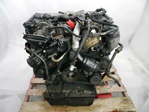 ☑️ MERCEDES X164 W164 ML320 GL320 DIESEL COMPLETE ENGINE MOTOR ASSEMBLY OEM