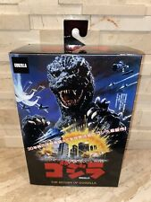 THE RETURN OF GODZILLA NECA  ACTION FIGURE