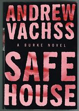 Safe House Bk. 10 by Andrew Vachss (1998, Hardcover 1st Edition)
