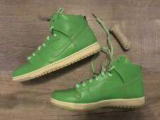 Nike Dunk High Premium SB Statue of Liberty - Size 11 - Green Seagrass