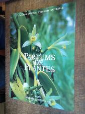 Parfums de plantes muséum national d'histoire naturelle
