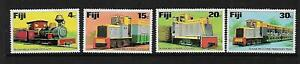 1976 Sugar Trains set of 4 MUH/MNH