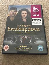 The Twilight Saga - Breaking Dawn - Part 2 (DVD, 2013)