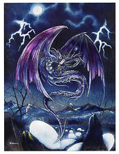 "Dufex Foil Picture Print - Rebirth Dragon - size 6"" x 8"""