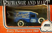 Exchange and Mart die cast Van (Boxed)
