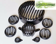 ROYAL ENFIELD CLASSIC HEADLIGHT INDICATORS PARKING TAIL LIGHT PROTECTIVE GRILL