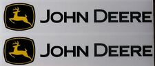 "DECAL SET for John Deere Wagon (Pedal Tractor or Stake) 7-5/8"" x 1-7/16""  JP127"