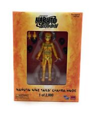 2012 Sdcc Exclusive Naruto Shippuden Nine Tails Chakra Mode Action Figure Rare