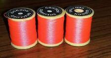 Gordon Griffiths Cobweb Fluorescent Orange Thread 100M