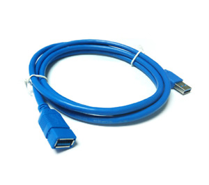 Cavo da 1 metro USB 3.0 prolunga maschio / femmina cable dati pc hard disk
