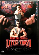 Dvd Resa dei conti a Little Tokyo con Dolph Lundgren e Brandon Lee 1991 Usato