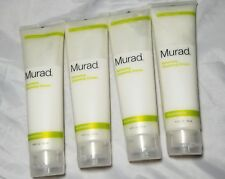 4X Murad Renewing Cleansing Cream, Improves Skin 4 fl oz Each - New no box