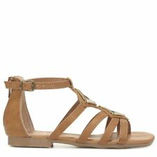 Jellypop Kylie Cognac Girl's Sandals - Size 2 NWB