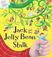 Jack and the Jelly Bean Stalk by Rachael Mortimer (2014, Hardcover)