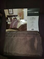 """New Madison Park 15"""" Drop California King Size Bed Skirt"""
