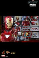 Hot Toys MMS378D17 Avengers Mark VI Diecast Collectible Figure Special Edition