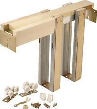 NEW LE JOHNSON 153068PF Universal Pocket Door Frame Hardware KIT SALE 4104741
