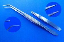 2 Set Pinzas de diente después Flagg, Pinzas pinzas, Calidad Superior