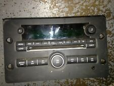 OEM 03 - 09 Saab CD Player Radio RECEIVER PART NUMBER 12778049 P05064010AO