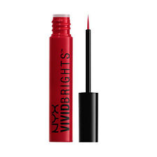NYX Vivid Brights Eyeliner 0.06oz/2.0ml - VBL01 Fire