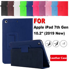 """Smart Case Tablet Cover Magnetic Protective Shell For iPad (7th Gen) 10.2"""" 2019"""