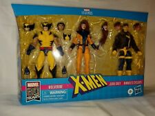 Marvel Legends Love Triangle 3 Pack Wolverine Jean Grey Cyclops New Sealed X-Men