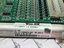 Whelen LC Liberty I/O Assembly IO Board 0269879 TESTED