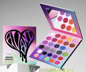 Morphe X Avani Gregg ~ For The Bebs Artistry Palette