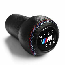 BMW M SPORT 6 SPEED SHORT GEAR SHIFT KNOB E39 E46 E60 E61 E90 E91 E92 M3 M5 M6