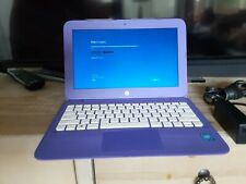 HP Stream 11 Purple 11.6in Laptop/notebook