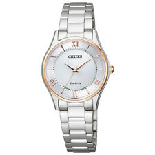 CITIZEN Citizen Collection Eco-Drive EM0404-51A Women's Watch New in Box