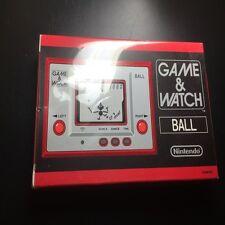 Nintendo 2010 Game & Watch Ball Club Nintendo Reissue RGW-001