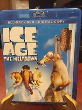 Ice Age: the Meltdown (Blu-ray/DVD + Digital, 2011) LN!