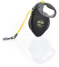 flexi Roll-Leine – Roll-Hundeleine flexi Giant Professional 10 m schwarz-gelb
