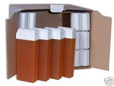 24 RECHARGES CIRE A EPILER ROLL ON 100ml EPILATION PROFESSIONNELLE
