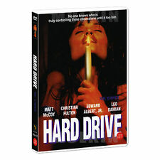Hard Drive, Enter Deliah (1994) DVD - James Merendino (*New *Sealed *All Region)
