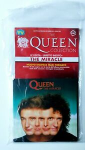 QUEEN - THE MIRACLE Maxi Digipack RARE Ltd. 2015 ITALIAN RELEASE NEW & Sealed