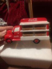 Dept 56 Snow Village Coca-Cola Delivery Truck 56.54798