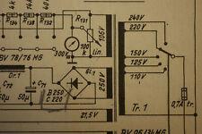Transformator f. Röhrenverstärker 246V+115V+22V Trafo Transformer Anodenspannung