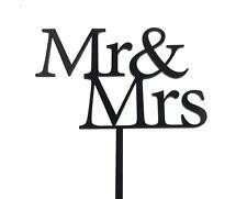 Wedding cake topper-Mr e Mrs, Signor e Signora, Signor e Signora