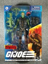 G.I. Joe Classified Beach Head blue eyes version