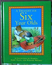 A Treasury for Six Year Olds c2005 Good Backpack Books HC We Combine Shipping