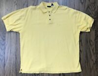 Patagonia Mens Organic Cotton Short Sleeve Polo Shirt Size XL