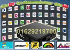 Russische TV ohne ABO TVIP S-412, wie Mag 254 oder Aura HD, Archiv, Maximum-tv