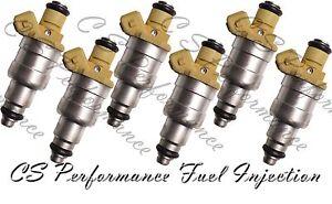 OEM Siemens Fuel Injectors Set for 93-95 Jeep Grand Cherokee 4.0 I6 94